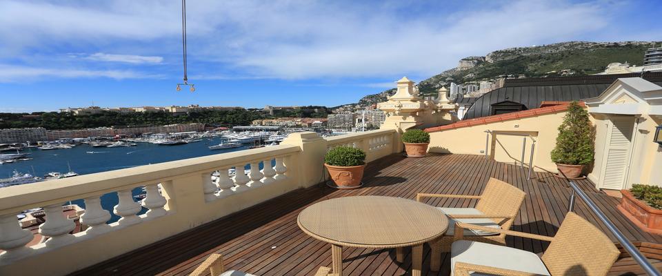 Penthouse VIP Suite - Monaco GP