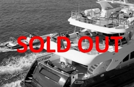 Monaco Harbour Hospitality Yacht - SOLD OUT