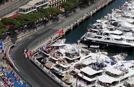 Monaco Harbour Hospitality Yacht