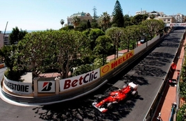 Joël Robuchon Terrace, Metropole Hotel - Race View
