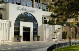 Columbus Hotel - Exterior