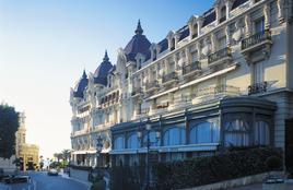 Hotel de Paris - Exterior
