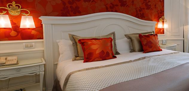 Hotel Hermitage - Superior Room
