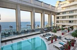 Palais de la Mediterranee - Pool