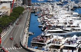 Monaco Yacht - Monaco Harbour