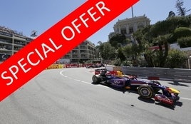Early Bird Special - Monaco GP