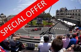 Early Bird Plus - Monaco Grand Prix