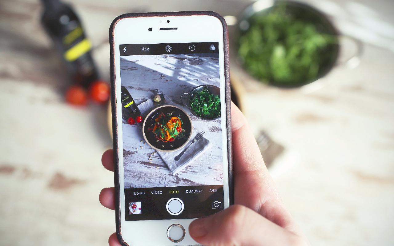 Aplicaciones tecnológicas para una alimentación  y una vida más saludable