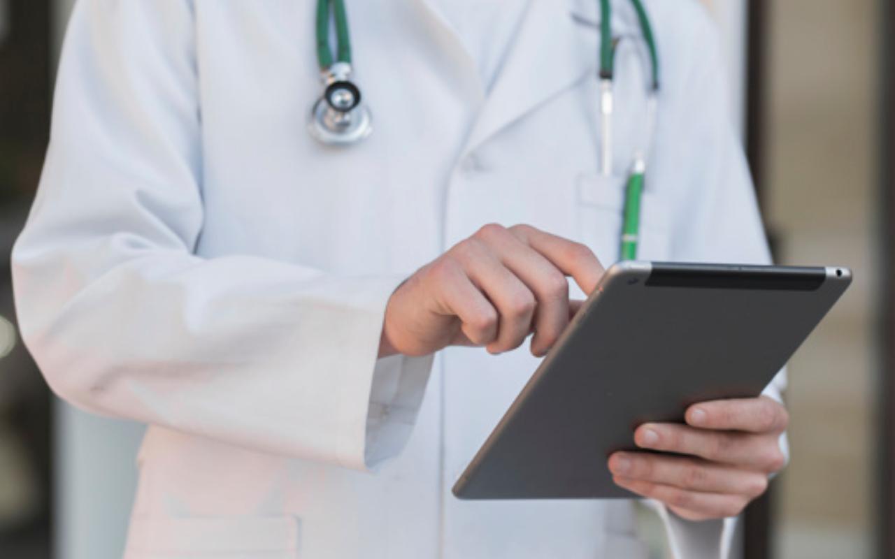 #Infografía Las 10 ventajas de la historia clínica electrónica