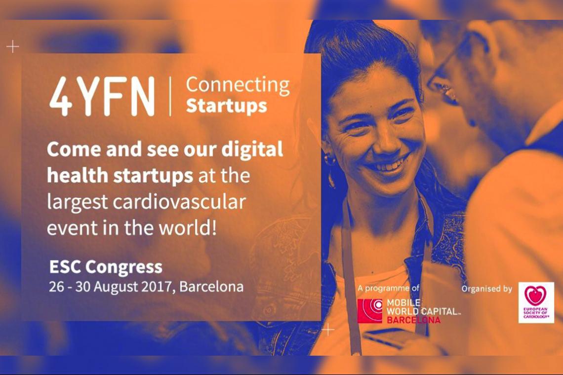 Las startups de salud digital en cardiología que estarán en #ESCCongress 2017