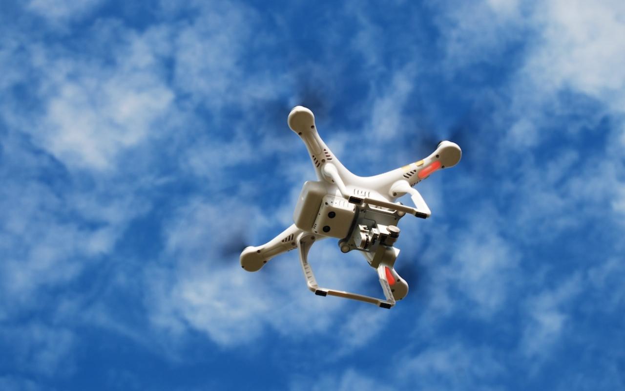 Los drones al servicio de la sanidad