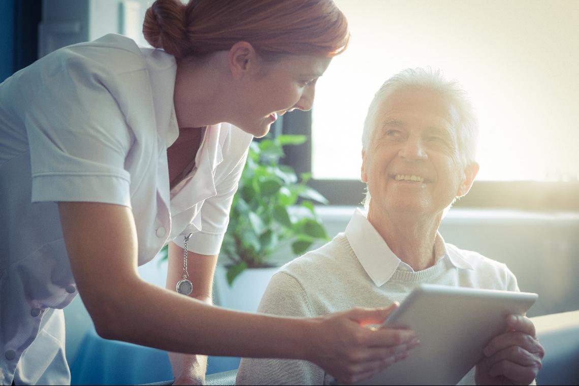 Tendencias tecnológicas en el envejecimiento activo