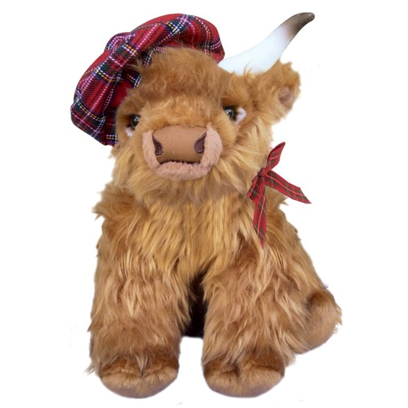 A Very Scottish Highland Cow