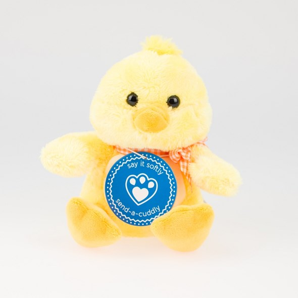 Eggo the Easter Chick