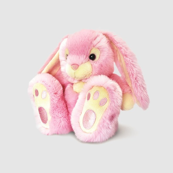 Pretty Pink Rabbit