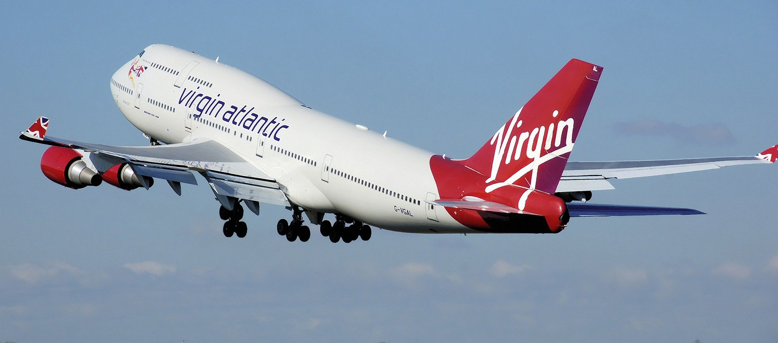 Richard Branson offers Caribbean Island to secure Virgin Atlantic Bailout