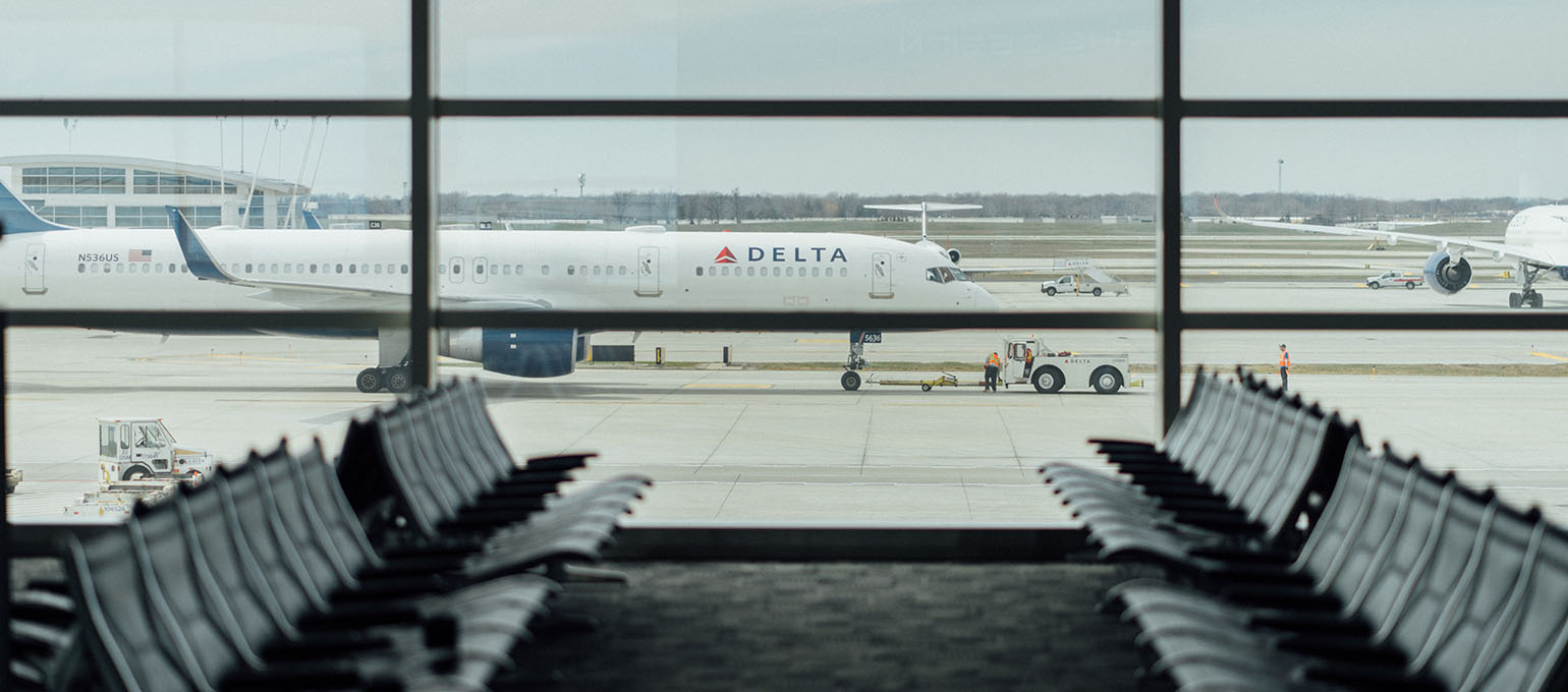 Delta Resumes Flights from U.S. to China