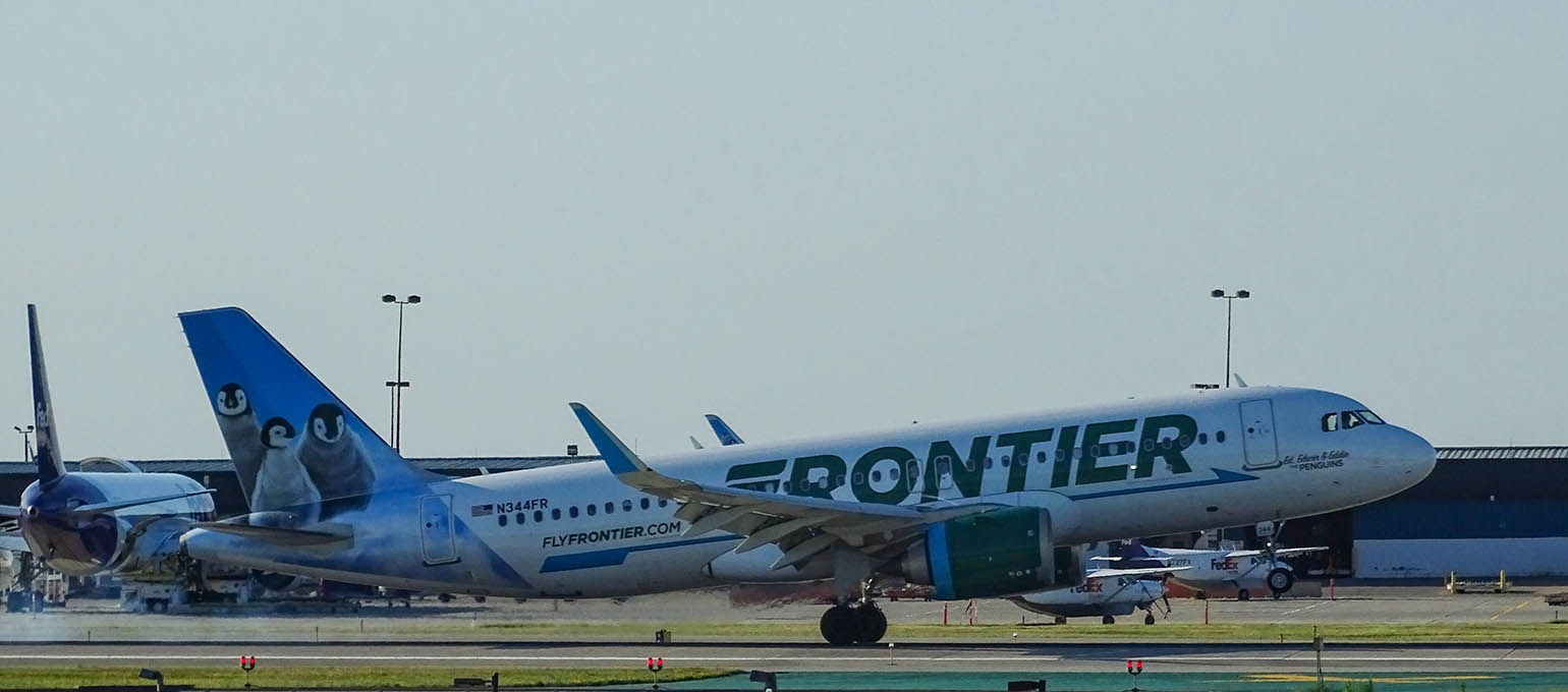 Frontier Drops Middle Seat Fee Following Criticism