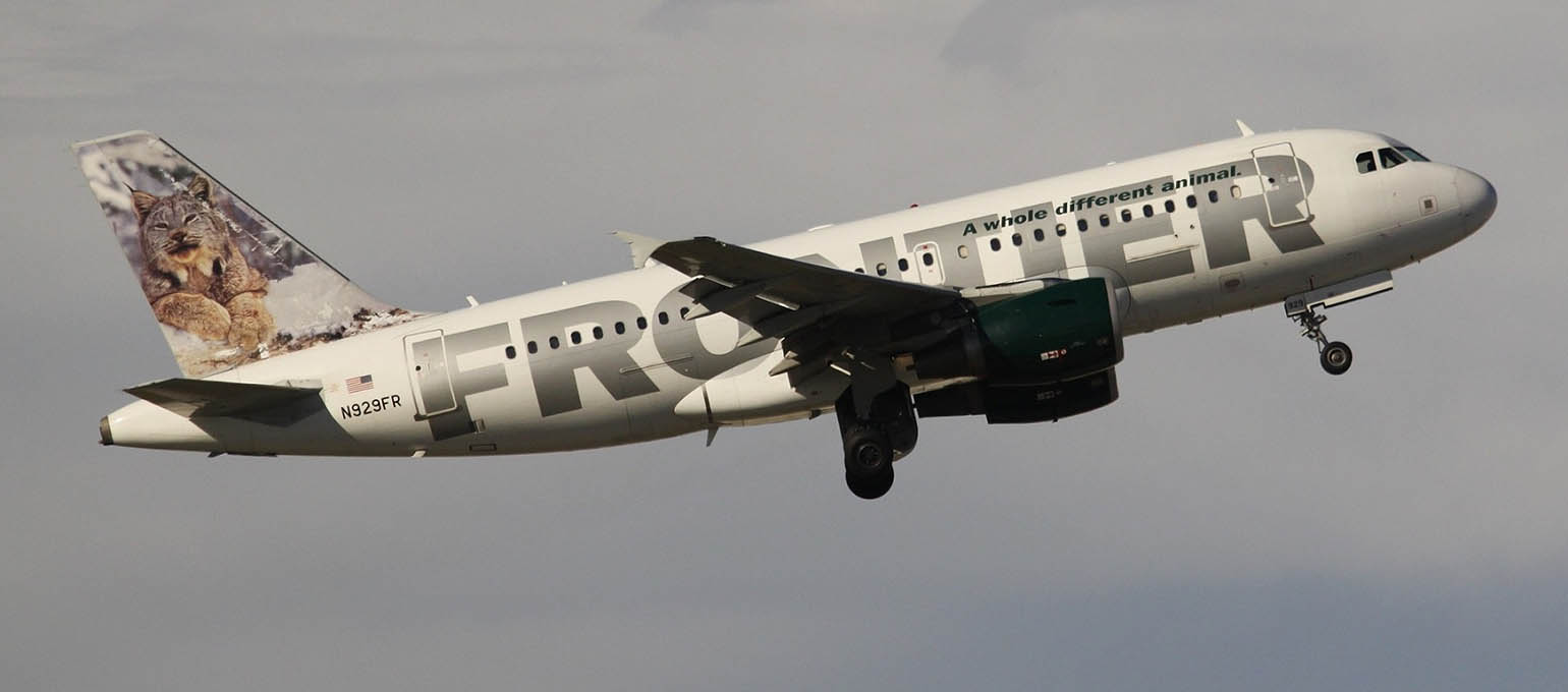Frontier Makes Passengers Pay to Keep Middle Seat Free