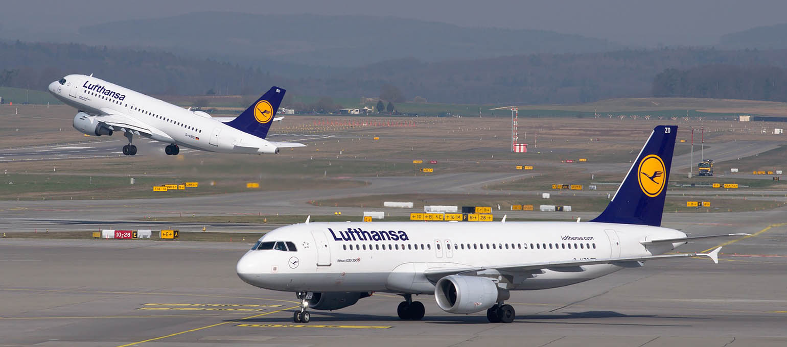 Lufthansa Group to Operate 1,800 Weekly Flights by July