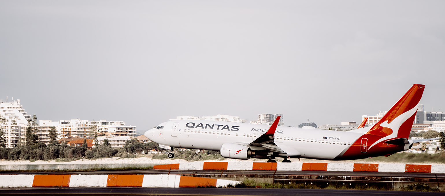 Qantas Considers Perks for Vaccinated Passengers