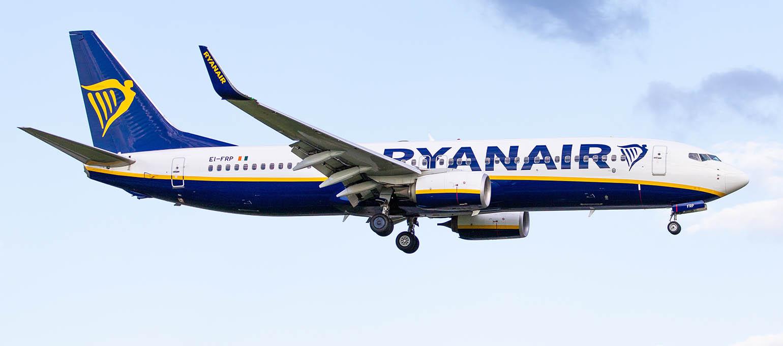 Ryanair Plans to Return To 40% Flying Capacity in July