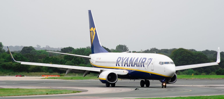 Ryanair Still Flying to Spain