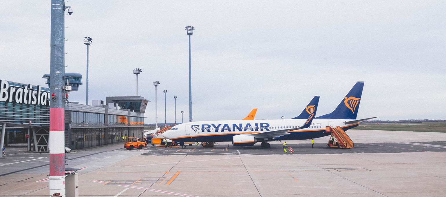 Ryanair Won't Fly with Social Distancing Rules