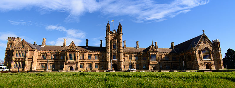 Sandstone Universities in Australia