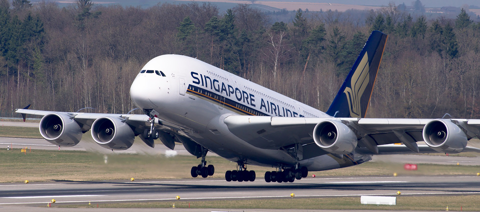 Singapore Airlines Reduces Fleet to 9 Planes