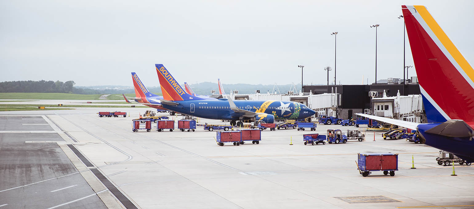 Southwest May Downsize and Ups Safety Measures
