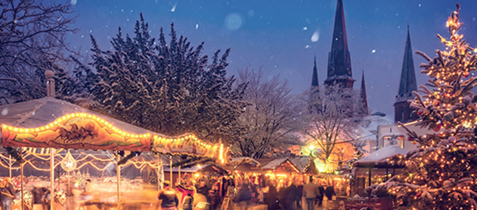 The World's Top 10 Christmas Markets