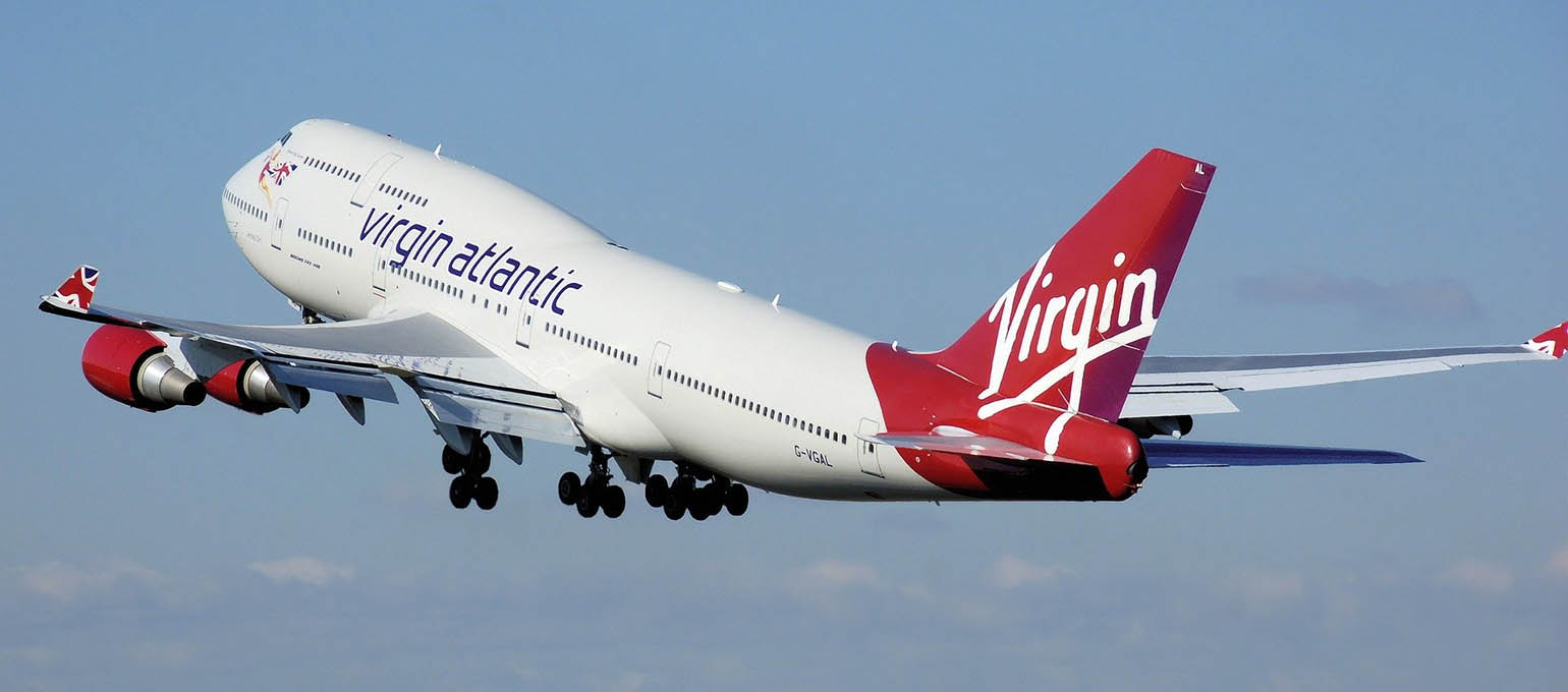 Virgin Atlantic Cuts 3,000 Jobs