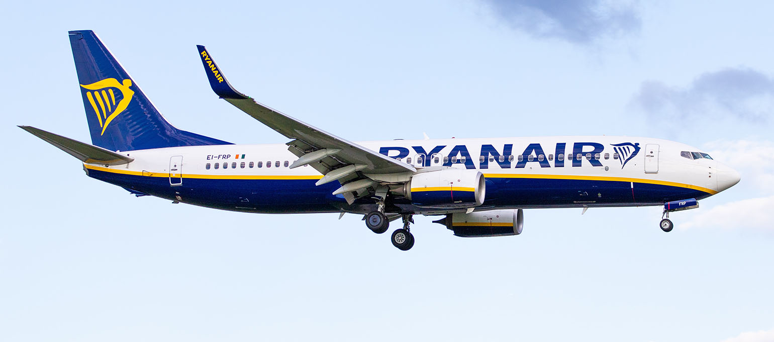 Welsh Government Asks Ryanair To Stop Flights