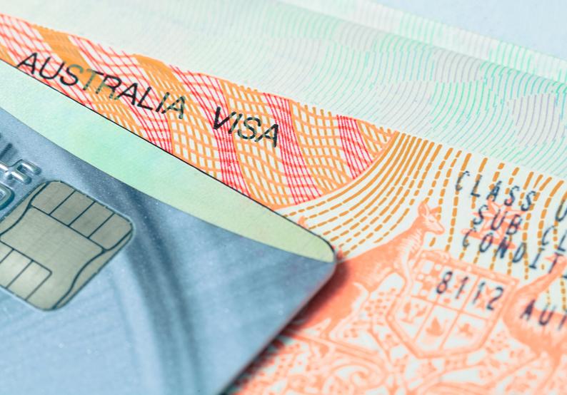 Get an Australian visa