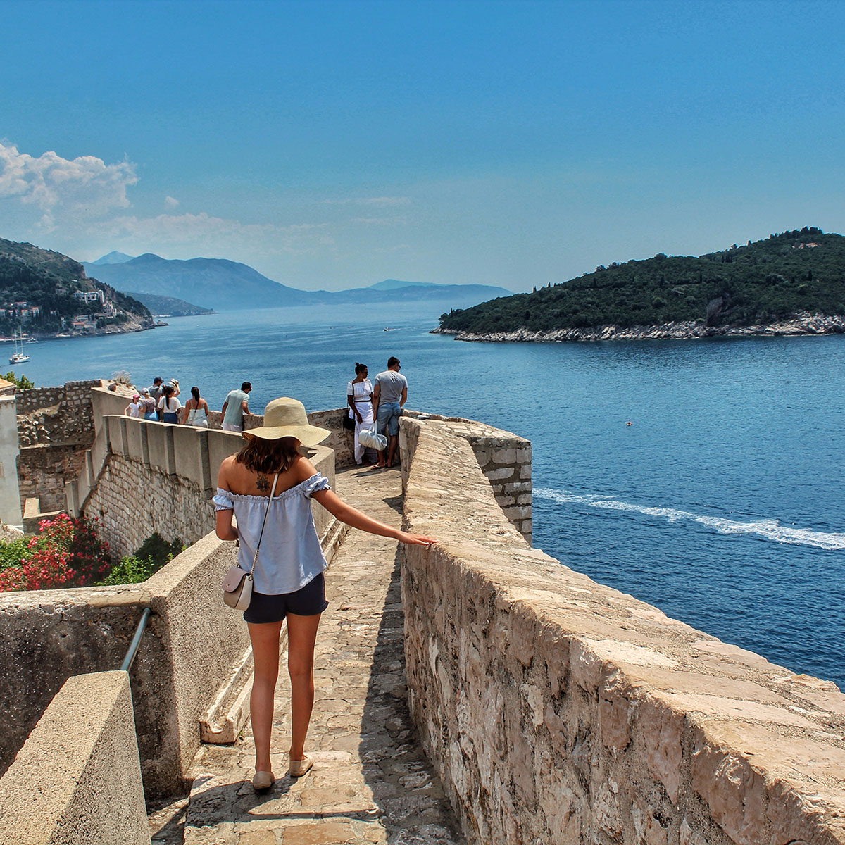 Countries Welcoming Vaccinated Tourists - Croatia