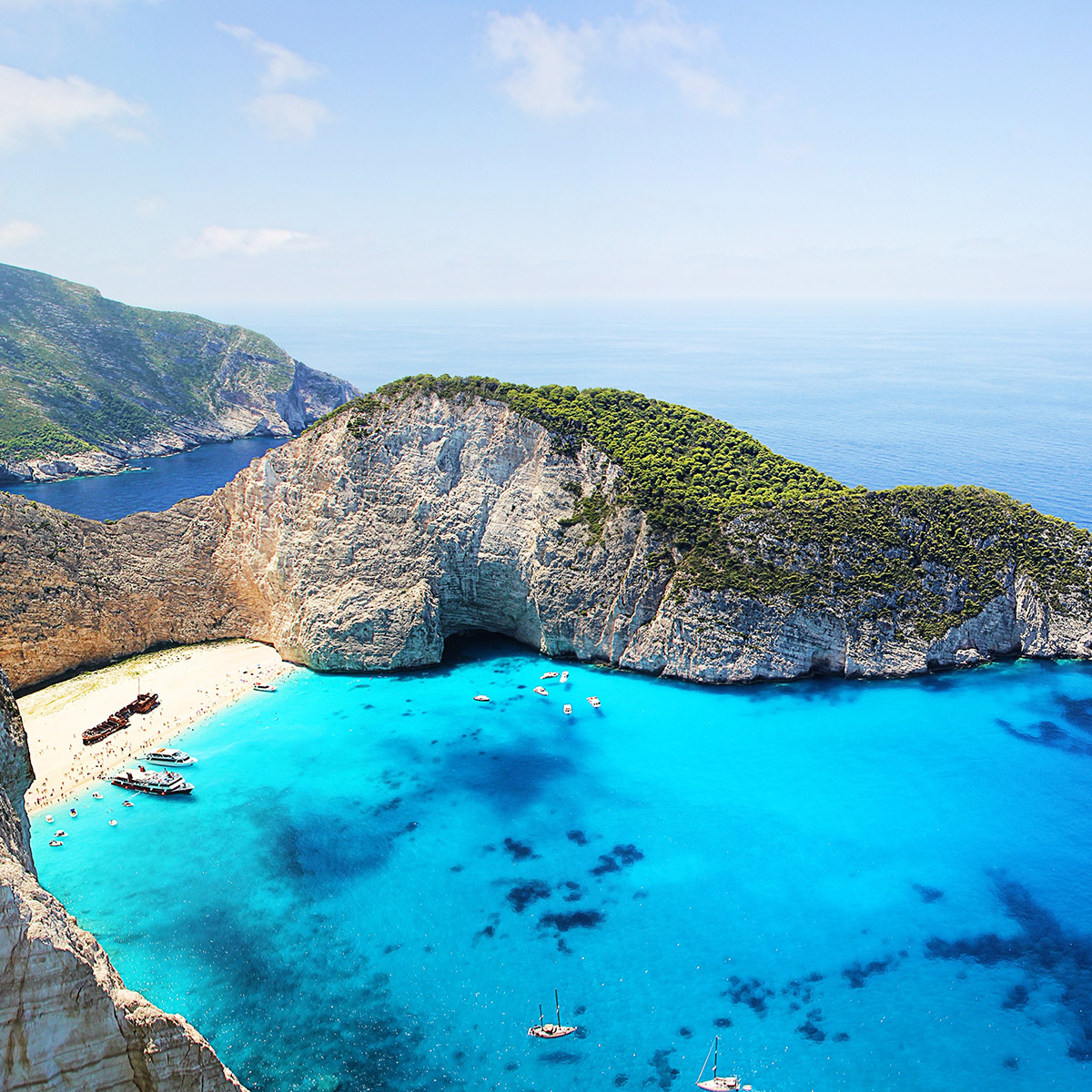 Best Destinations in January 2021 for UK Nationals - Greece