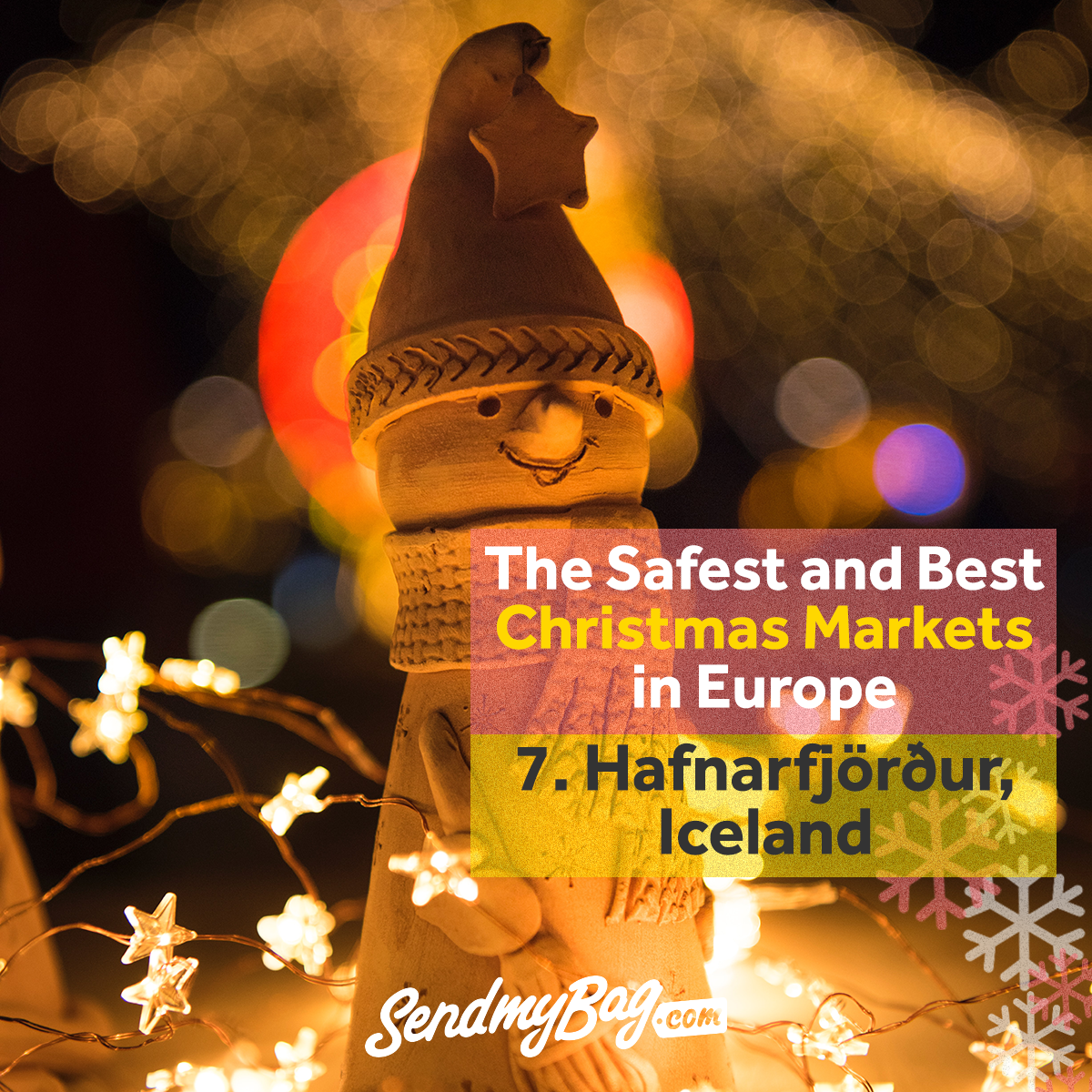 Iceland Christmas Market