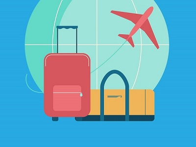 Shipping Luggage