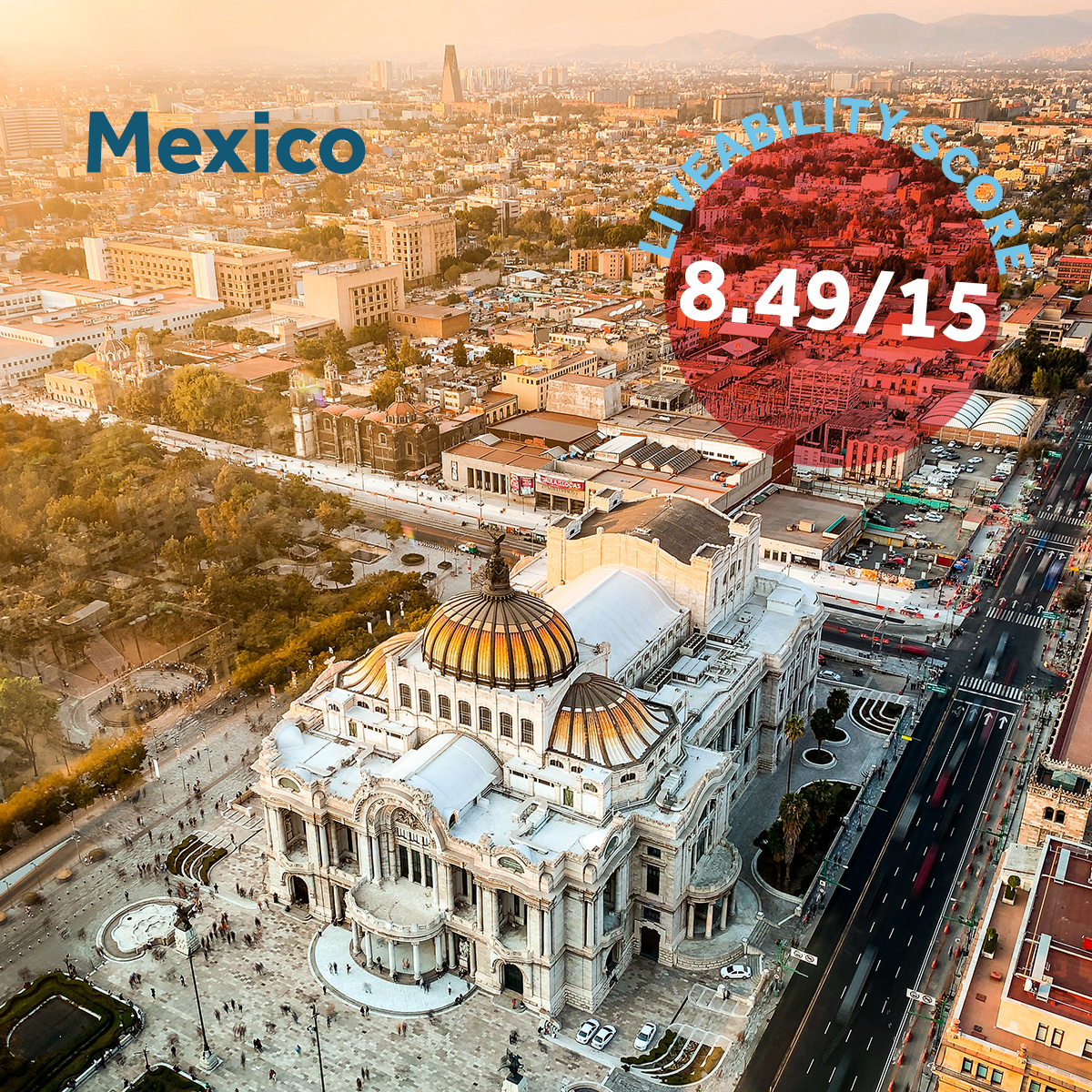 Mexico - US expat destination