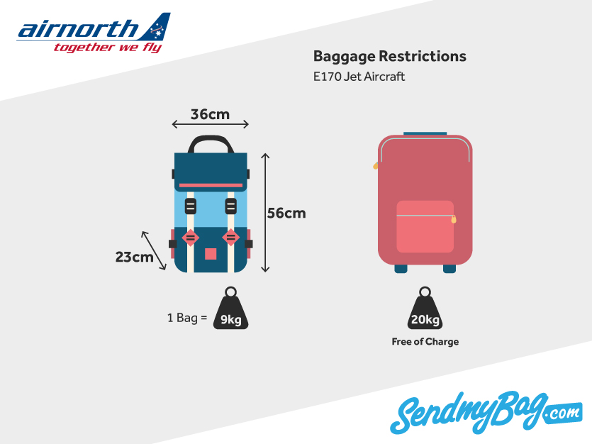 Air North Baggage Allowance
