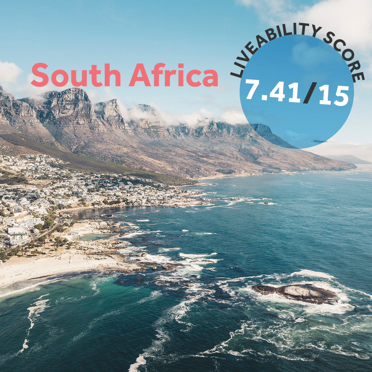 South Africa UK Expat Index