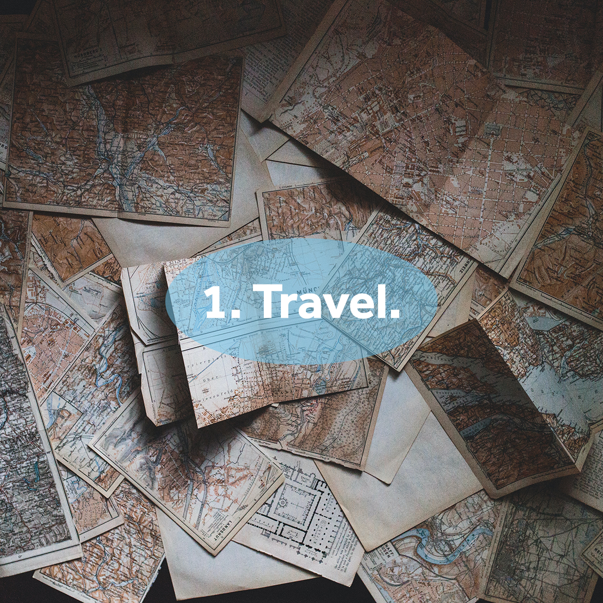 Travel - reasons to study abroad