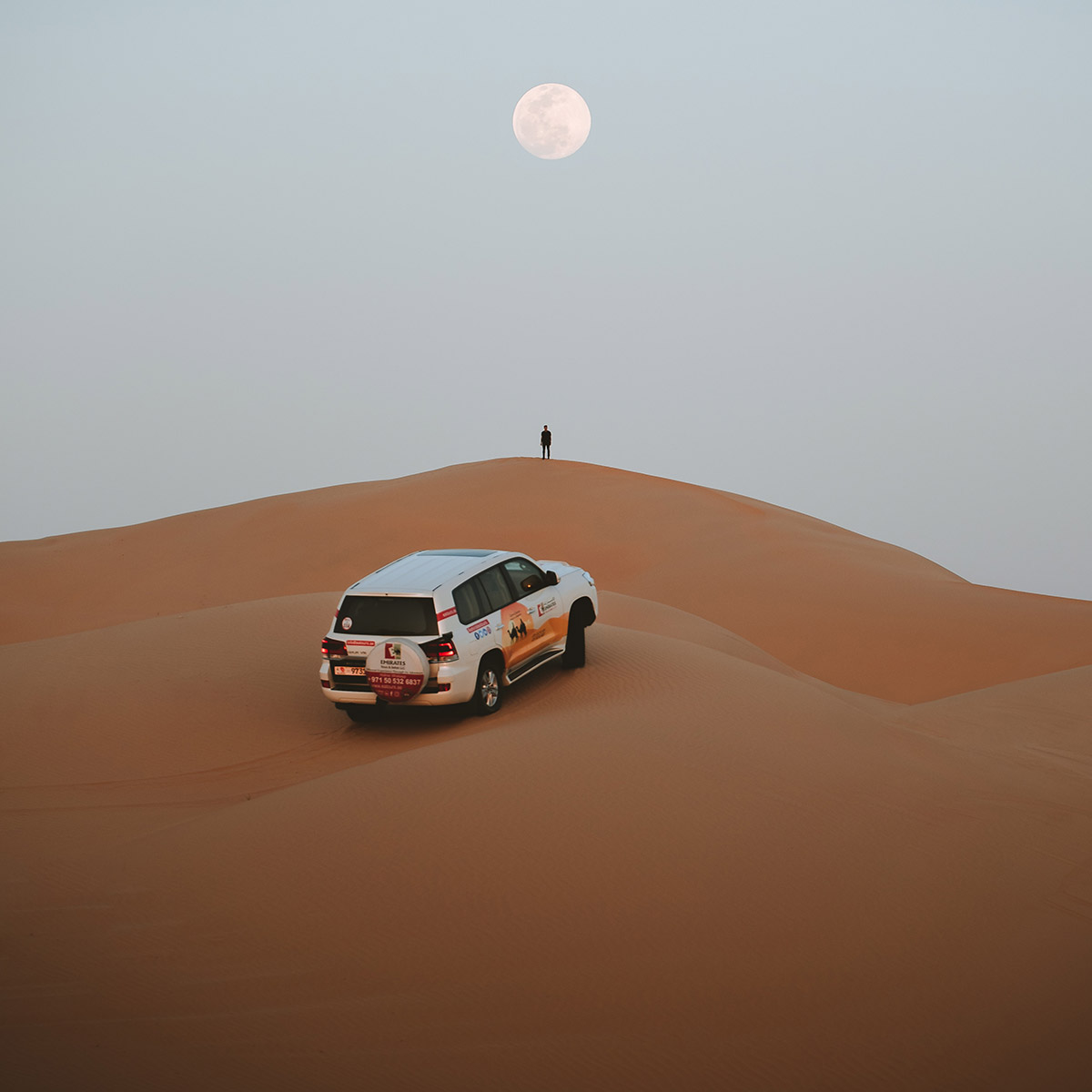 Adventure Holidays 2021 - The Empty Quarter, Abu Dhabi