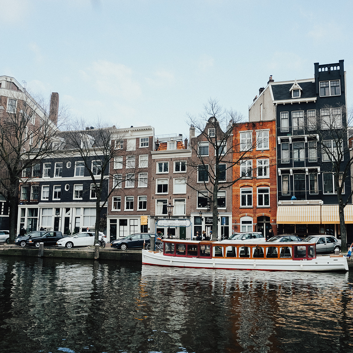 Amsterdam is one of our top cities to explore after lockdown