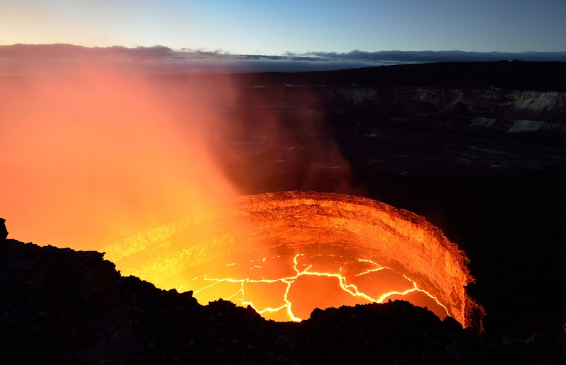 Best National Parks in USA: Hawaii Volcanoes