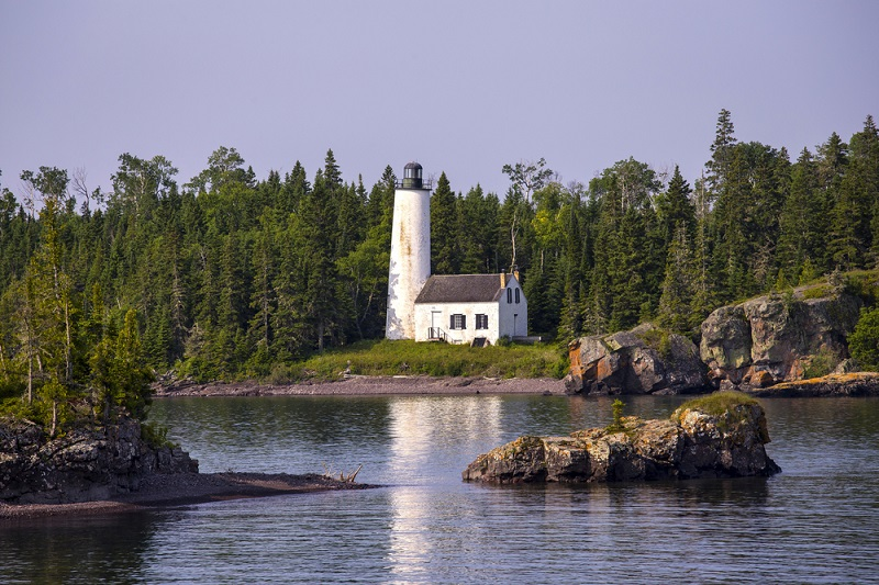 Best National Parks in USA: Isle Royale