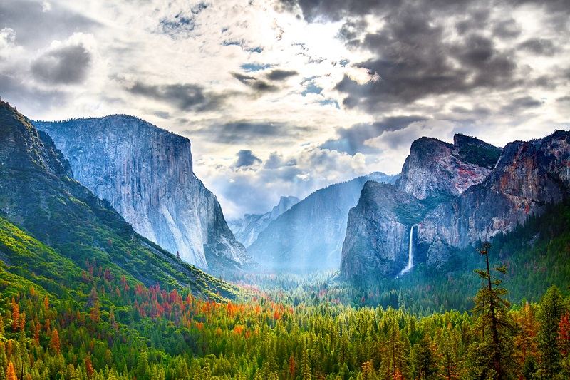 Best National Parks in USA: Yosemite