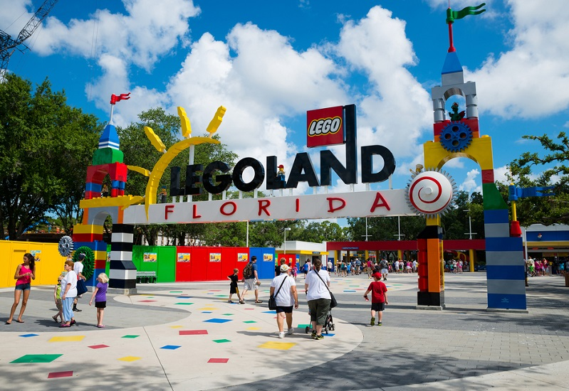 Best Theme Parks in Orlando: Legoland
