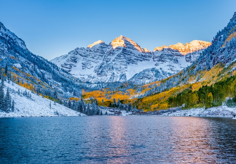 Christmas destinations: Aspen